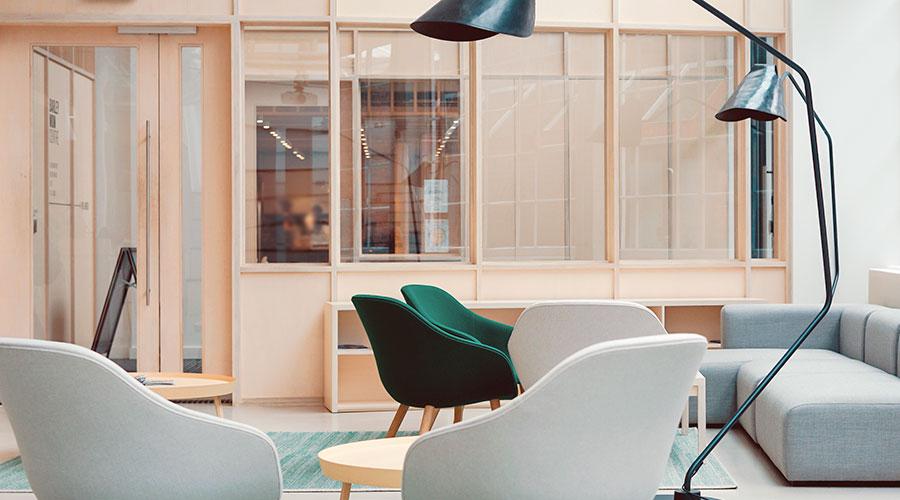 Städat kontorsutrymme i Älvsjö